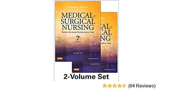 Medical Surgical Nursing Patient Centered Collaborative Care 7th