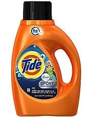 Tide Plus Febreze HE Liquid Laundry Detergent, Sport Active Fresh, 1.36L