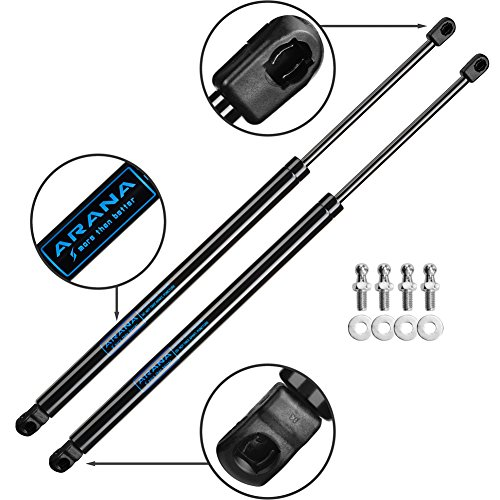 Shock Lexus 2000 Ls400 (2Pcs ARANA Hood Lift Supports Struts Shocks for Lexus LS400 1998 to 2000)