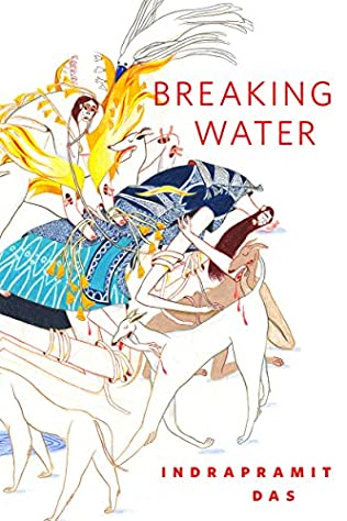 book cover of Breaking Water