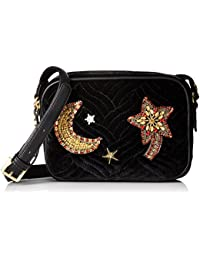 Perri Camera Bag Moon and Star Patch
