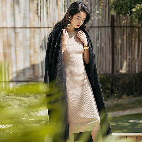 Long Multicolore Femme Black Printemps Trench Vêtements Plus Automne Bleu Zjewh La Casual Femmes Manteau Taille Vert coat qwUxxvpF