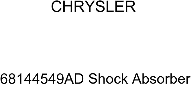 Genuine Chrysler 68144549AD Shock Absorber