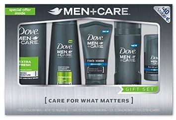 Amazon.com : Ddi Dove Men + Care 5 Piece Gift Set(Pack Of 2 ...
