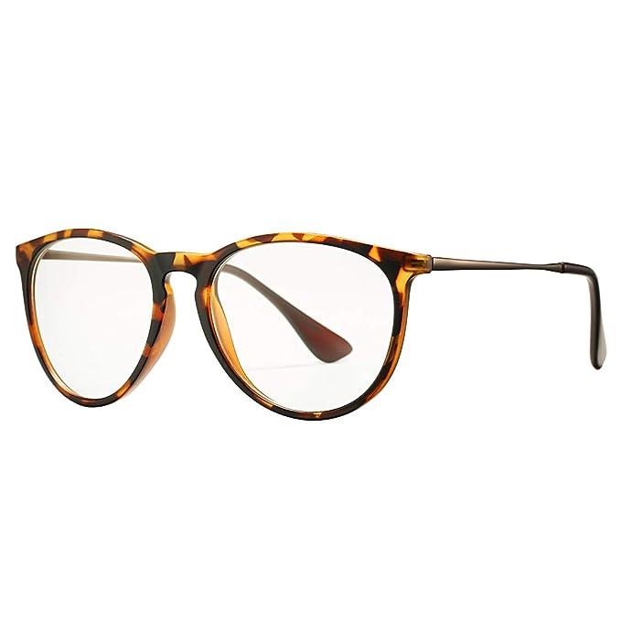 Agent Peggy Carter Costume, Dresses, Hats COASION Vintage Clear Glasses for Women Non-Prescription Designer Eyeglasses Frames $10.39 AT vintagedancer.com