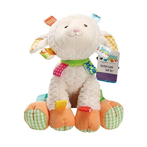 Mary Meyer 30.5 cm Taggies Sherbet Lamb Toy by Mary Meyer