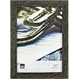Kiera Grace Linear Picture Frame, 5 X 7 Inch, Driftwood Black
