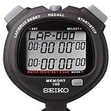 Seiko Dual S056 100 Memory Stopwatch
