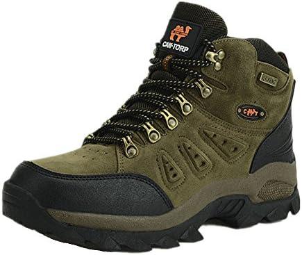 登山靴 メンズ トレッキングシューズ ハイキングシューズ 防滑 軽量 防水 アウトドアスニーカー