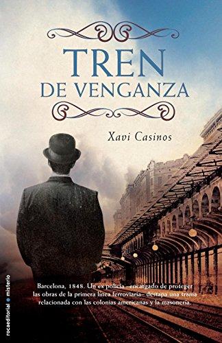 Tren de venganza (Misterio (roca)) (Spanish Edition) by [Casinos