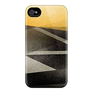 QPd38199ntpy Cases Skin Protector For Iphone 6 Yellow Black Combo With Nice Appearance