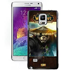 Note 4 case,World Of Warcraft Panda Mists Of Pandaria Hand Samsung Galaxy Note 4 cover