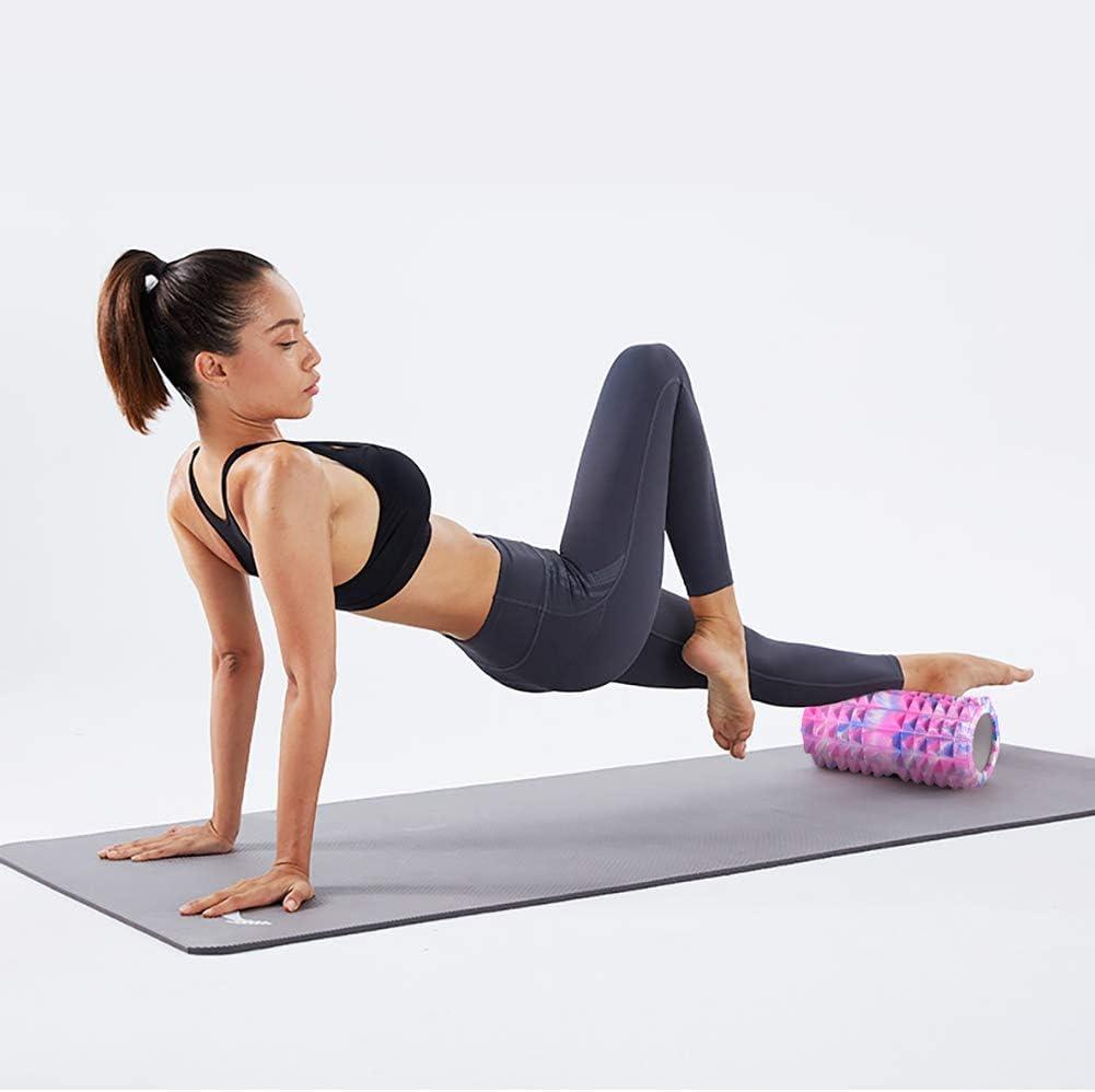 Fyore Massage Foam Roller for Deep Tissue Muscle Massage Sports Muscle Roller for Fitness CrossFit,Yoga /& Pilates