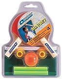 Donic Schildkrot Mini Deluxe Table Tennis Set - Brown by Donic-Schildkroet