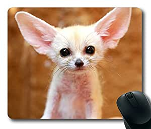 Baby Fennec Fox Rectangle mouse pad Your Perfect Choice