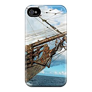 Iphone Cases - Cases Protective For Iphone 6- Blackbeards Ship The Queen Annes Revenge