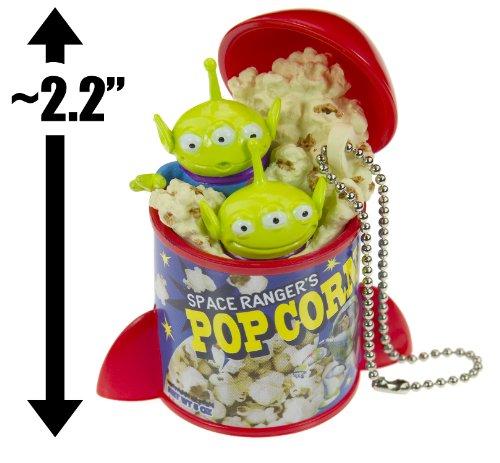 Disney Squeeze Toy Aliens & Pop Corn (~2.2