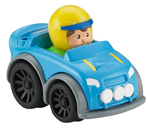 Fisher-Price Little People Wheelies Rally Fisher Price Y3702