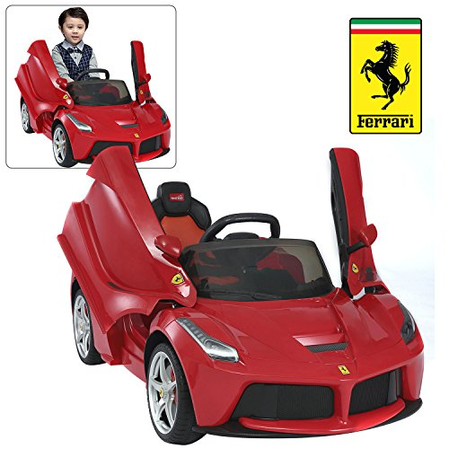 Rastar Ferrari LaFerrari Ride On Car with Remote Control, used for sale  Delivered anywhere in USA