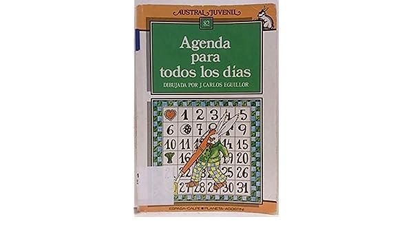 Agenda para todos los días: Amazon.es: J. carlos Eguillor ...