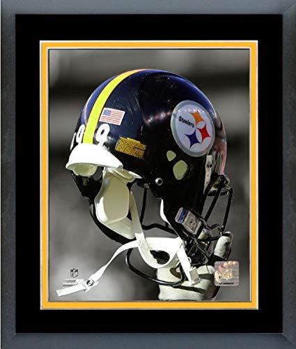 Pittsburgh Steelers Helmet Spotlight Photo (Size: 13
