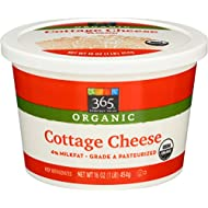 365 Everyday Value, Organic Cottage Cheese, 16 oz