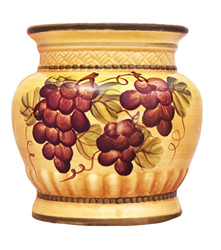 - Sonoma Grape Pattern Collection, Electric Tart Burner 4-7/8