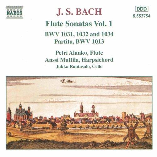 Flute Bach - Bach, J.S.: Flute Sonatas, Vol. 1