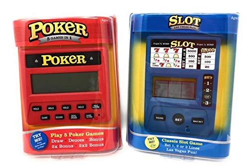 Slot & Poker