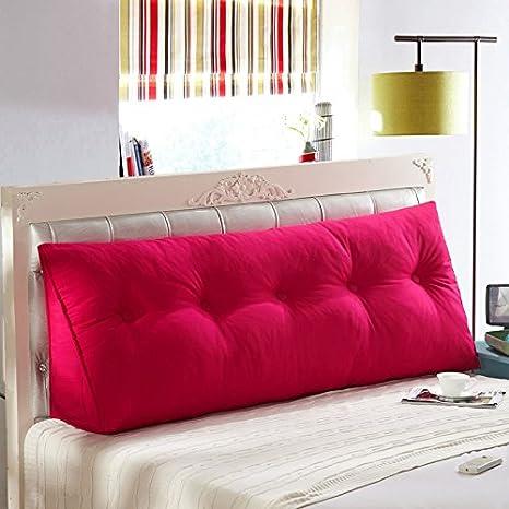 Amazon.com: Reposacabezas para cama, almohada de lectura ...