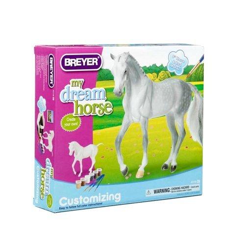 Breyer My Dream Horse Customizing Arabian by - Dream Breyer Horse