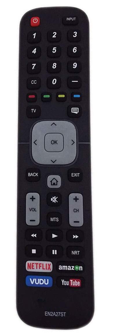 Control Remoto Smartby EN2A27ST TV Sharp 4K Ultra LED Sma...