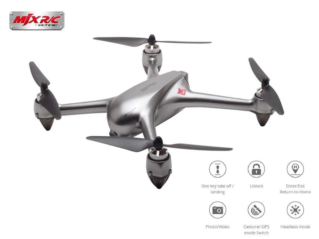 Lan MJX B2SE Brushless Motor RC Drohne 1080P HD Kamera 5G WiFi FPV Präzise GPS Höhenflug Smart Flight RC Quadcopter