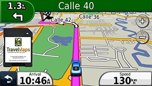 Amazon.com: Costa Rica GPS Map for Garmin Units (SD Memory Card / Garmin Compatible): Software