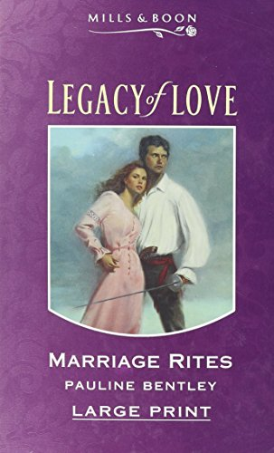 book cover of Marriage Rites