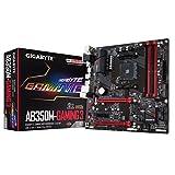 GIGABYTE GA-AB350M-Gaming 3 AMD Ryzen AM4 B350 SMART FAN 5 HDMI M.2 SATA USB 3.1 Type-A Micro ATX DDR4 Motherboard