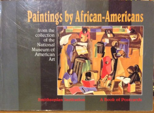 Books : Paintings by African Americans: A Book of Postcards