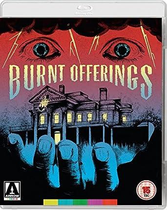Burnt Offerings Dual-Format Blu-ray & DVD Reino Unido Blu-ray ...