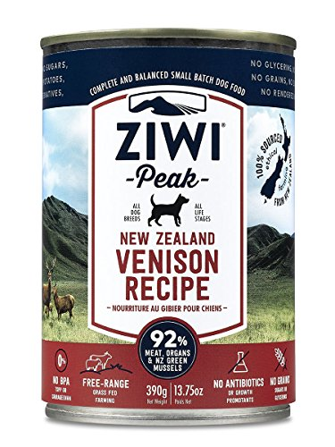 Ziwi Peak Canned Venison Dog (12 Pack, 13.75 oz. each) by Ziwi Peak
