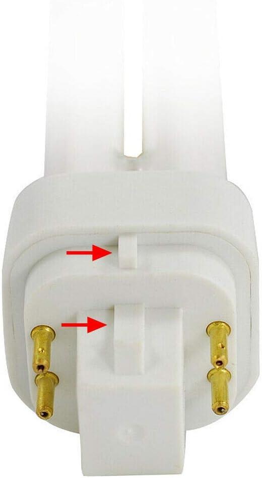 USHIO 13w Compact Fluorescent CF13DE//827 Dimmable Bulb