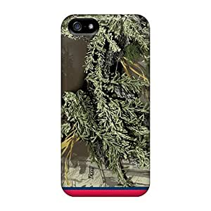 Awesome Cleveland Indians Flip Case With Fashion Design For Iphone 5/5s