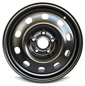 new 17 inch 5 lug dodge grand caravan journey steel wheel full size oem replica spare rim tires. Black Bedroom Furniture Sets. Home Design Ideas
