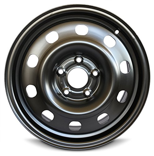 New 17 Inch 5 Lug Dodge Grand Caravan Journey Steel Wheel Full Size OEM Replica Spare Rim - Replica Wheels Rims