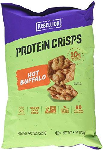 POPCORNERS Our Little Rebellion Protein Crisps
