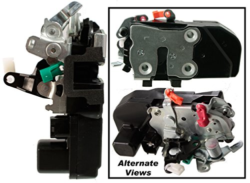 APDTY 042115 Door Latch With Integrated Power Lock Actuator Motor Fits Front Left 2005-2010 Chrysler 300 2005-2010 Dodge Charger 2005-2008 Dodge Magnum (Replaces Mopar 4575895AA, 4589071AB, 4589071AC)