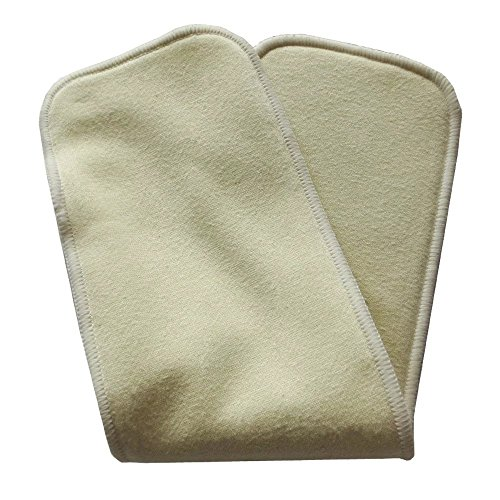 hemp cloth diaper inserts - 4