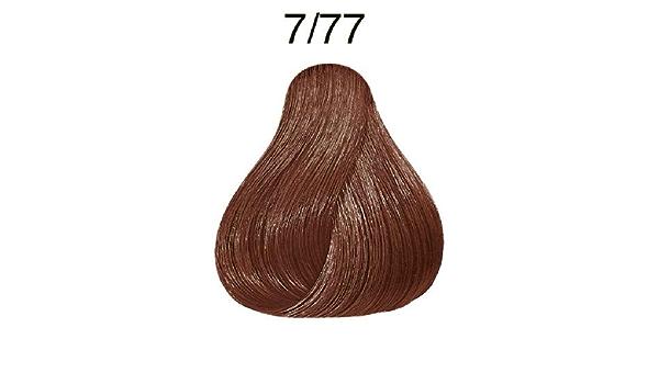 Wella koleston 7/77 Rubio Medio marrón de Intensivo: Amazon ...