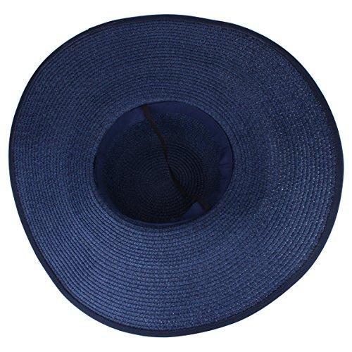Straw Floppy Sun Hat f94407cd207e