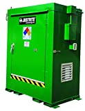 Agri-Turf Outdoor Safety Locker Size: 75'' H x 60'' W x 36'' D