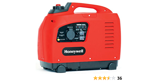 Amazon.com : Honeywell HW1000i 1, 000 Watt 53cc 4-Stroke Portable Gas  Powered Inverter Generator : Garden & Outdoor | Hw 2000i Inverter Wiring Diagram |  | Amazon.com